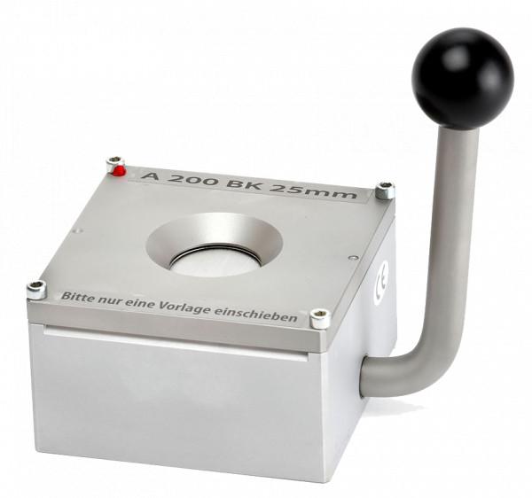 Papierstanzgerät Serie A200
